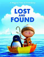 lost andf found book